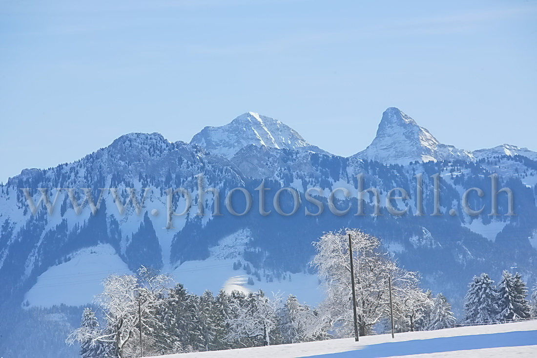 Montagnes fribourgeoises