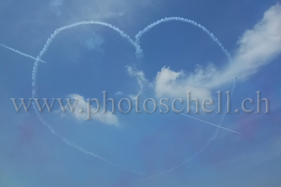Red Arrows Coeur